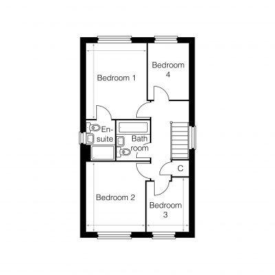 First Floor (Type GV)
