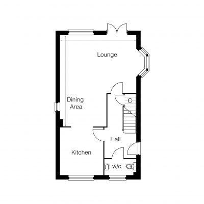 Ground Floor (Type GV)
