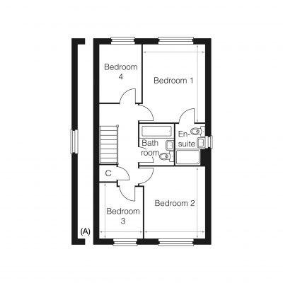 First Floor (Type G)