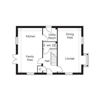 Ground Floor Plots 36/64/88/161