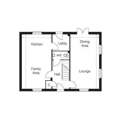 Ground Floor Plot 24