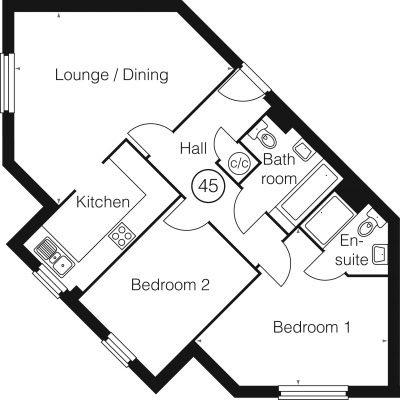 Ground Floor - The Morton