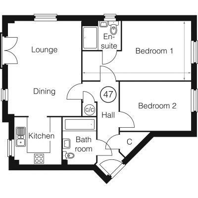 First Floor - The Cullen