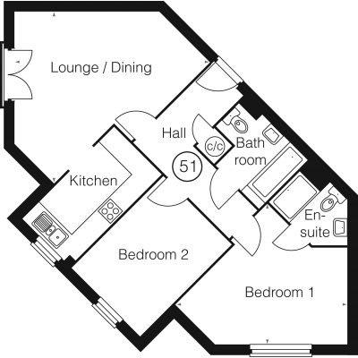 Second Floor - The Morton
