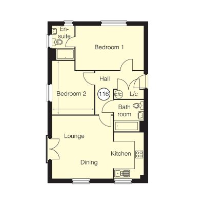 First Floor - The Pever